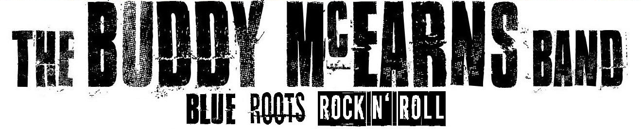 Buddy McEarns - Blue Roots Rock n' Roll